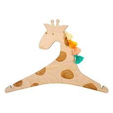 Achat Porte-manteau Lot de 2 Cintres Girafe