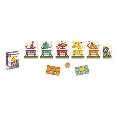Achat Mes premiers jouets Jeu d'Association - Wagonimo