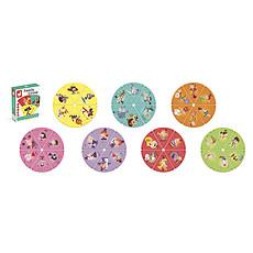 Achat Mes premiers jouets Jeu de 7 Familles - Family Circus