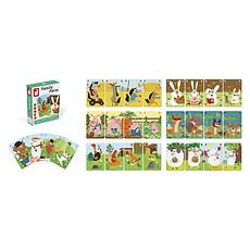Achat Mes premiers jouets Jeu de 7 Familles - Family Farm