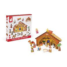 Achat Mes premiers jouets La Crèche de Noël