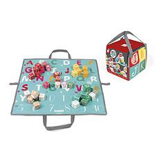 Achat Mes premiers jouets Kubix - 40 Cubes Lettres et Chiffres