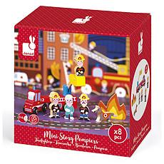 Achat Mes premiers jouets Mini Story - Pompiers