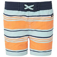 Achat Maillot de bain Short de Bain Stripe Fluor Orange ROB - 12 mois