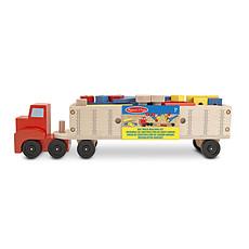 Achat Mes premiers jouets Gros Camion en Bois