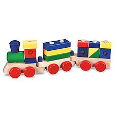 Achat Mes premiers jouets Train avec formes à empiler