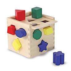 Achat Mes premiers jouets Cube de Tri Formes et Couleurs