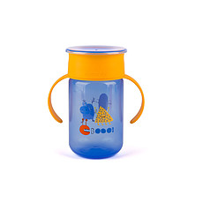 Achat Tasse & Verre Tasse 360° Booo - 340 ml - Bleu