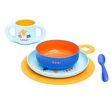 Achat Coffret repas Coffret Repas Complet Booo - Bleu