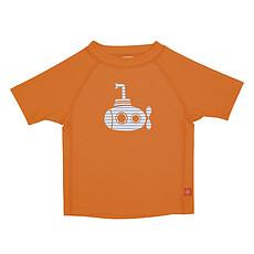 Achat Vêtement layette T-Shirt de Bain Manches Courtes - Marin