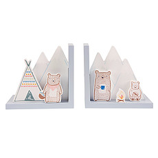 Achat Livre & Carte Serre-Livres Bear Camp