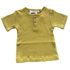 Achat Hauts bébé T-Shirt Manches Courtes Noe Bee - Verveine - 3 mois
