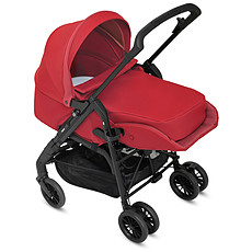 Achat Poussette canne Poussette Duo Zippy Light - Vivid Red