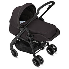 Achat Poussette canne Poussette Duo Zippy Light - Total Black