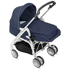 Achat Poussette canne Poussette Duo Zippy Light - Ocean Blue
