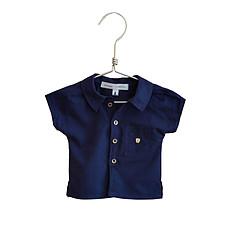 Achat Haut bébé Cruise Collection - Chemise Capel Bleu