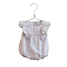 Achat Robe & Combinaison Barboteuse Nina - Grey Chalk - 6 mois