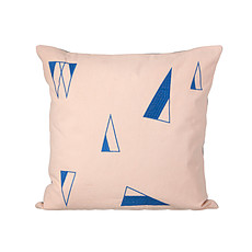 Achat Coussin Coussin Cônes - Rose