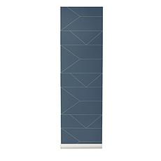 "Achat Sticker Papier Peint ""Lines"" - Bleu"
