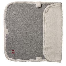 Achat Linge de lit Couverture Multi-usages Douillet - Gris Chiné