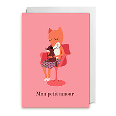 """Achat Livre & Carte Carte """"Mon Petit Amour"""" par Ingela P. Arrhenius"""
