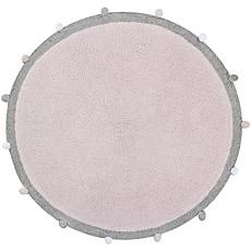 Achat Tapis Tapis Lavable Bubbly - Ø 120 cm - Rose