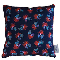 "Achat Coussin Coussin Liberty ""Feux d'Artifices"""