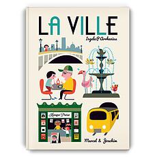 """Achat Livre & Carte Livre Géant """"La Ville"""" par Ingela P. Arrhenius"""