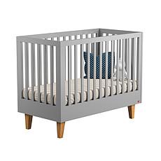 Achat Lit bébé Lit Bébé Lounge - 60 x 120 cm - Gris