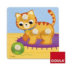 Achat Mes premiers jouets Puzzle Chat 22 x 22 cm