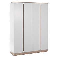 Achat Armoire Armoire 4 Portes - Collection United
