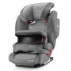 Achat Siège auto et coque Siège Auto Monza Nova IS Seatfix Isofix Groupe 1/2/3 - Aluminium Grey
