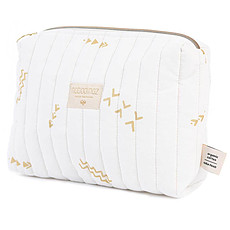 Achat Trousse Trousse de Toilette Travel - Gold Secrets White