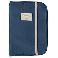 Achat Protège-carnet santé Protège Carnet de Santé Poema Honey Comb - Night Blue