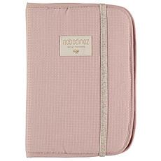 Achat Protège-carnet santé Protège Carnet de Santé Poema Honey Comb - Misty Pink