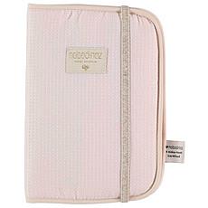 Achat Protège-carnet santé Protège Carnet de Santé Poema Honey Comb - Dream Pink