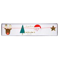 Achat Anniversaire & Fête Mini Guirlande Icône de Noël