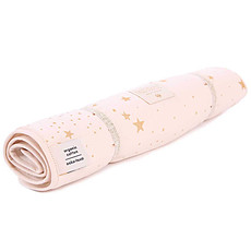 Achat Matelas et housse à langer Matelas à Langer Nomad - Gold Stella Dream Pink