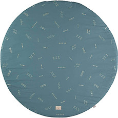 Achat Tapis Tapis Rond Full Moon - Gold Secrets Magic Green