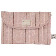Achat Trousse Trousse Bagatelle - White Bubble Misty Pink