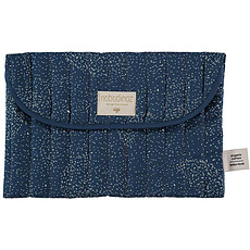 Achat Trousse Trousse Bagatelle - Gold Bubble Night Blue