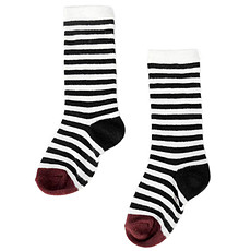 Achat Chaussons & Chaussures Chaussettes à Rayures