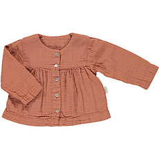 Achat Vêtement layette Blouse 5 boutons Madelena Sierra