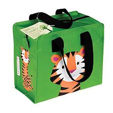 """Achat Boite & Sac Sac Recyclé Charlotte """"Tigre"""""""