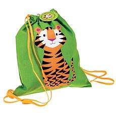 Achat Bagagerie enfant Sac à Goûter - Tigre