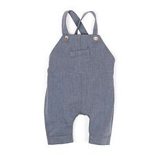 Achat Vêtement layette Collection Provence - Salopette Charles - Denim