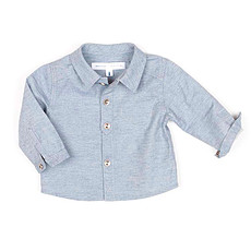Achat Vêtement layette Collection Provence - Chemise Jules - Light Denim