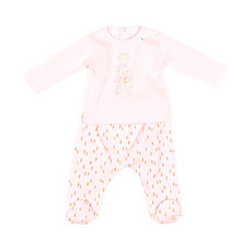 Achat Vêtement layette Collection Inkpad Bottle - Pyjama Orlando - Pink Nude