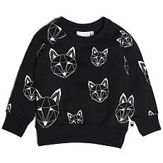 Achat Haut bébé Sweatshirt Just Call Me Fox - 0/6 mois