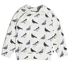 Achat Hauts bébé Sweatshirt Oiseaux